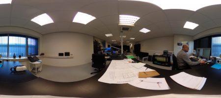 360 graden kantoor